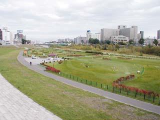 豊平 川 バーベキュー
